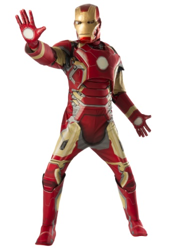 Iron Man Age Of Ultron Costume