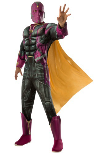 Vision Age Of Ultron Costume